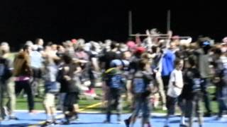 Hail Mary! Lakeridge Pacers win Civil War over Lake Oswego, 20-14 on game's final play!