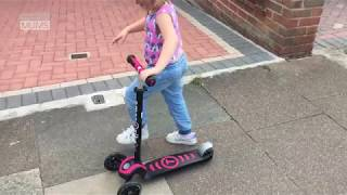 5 things you need to know about the SmarTrike T5 scooter   MadeForMums vlogger review