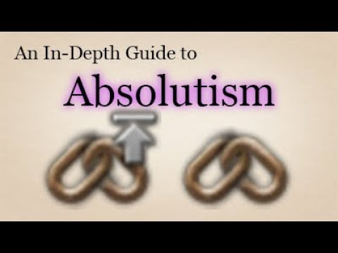 [EU4] An In-Depth Guide to Absolutism