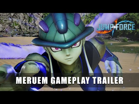 JUMP FORCE – Meruem Gameplay Trailer