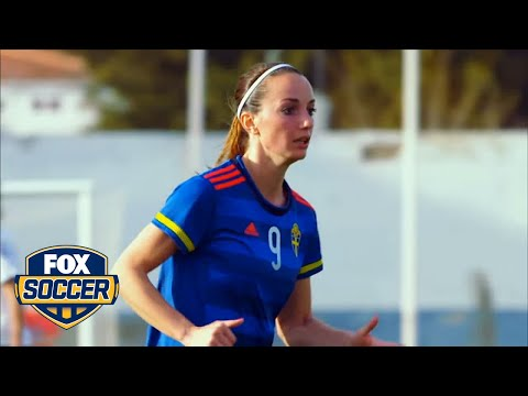 Kosovare Asllani's road back to the Swedish National Team