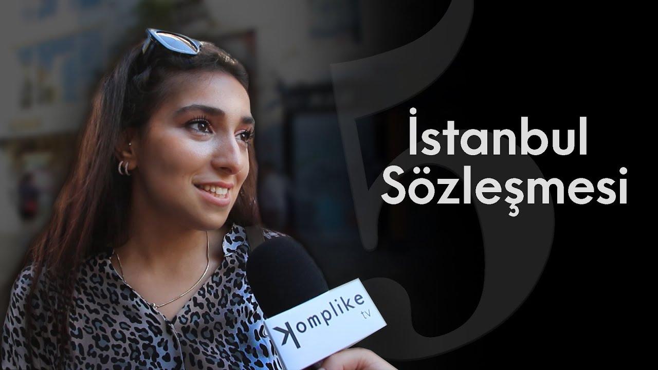 Sokakta | 5.Gün | İstanbul Sözleşmesi