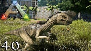 Ark : Survival Evolved 40 - Radeau + OVIRAPTOR - royleviking [FR HD PC]