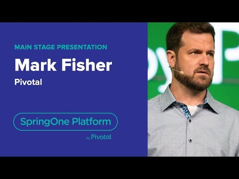Mark Fisher, Pivotal—Knative, riff, and Pivotal Function