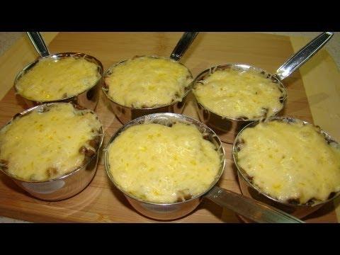 Салат Дамский каприз , рецепт с курицей и черносливом