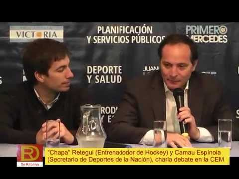 FORO DEL DEPORTE EN LA CAMARA ECONOMICA MERCEDINA