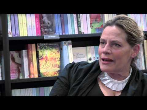 Deborah Levy interview - Waterstones Piccadilly