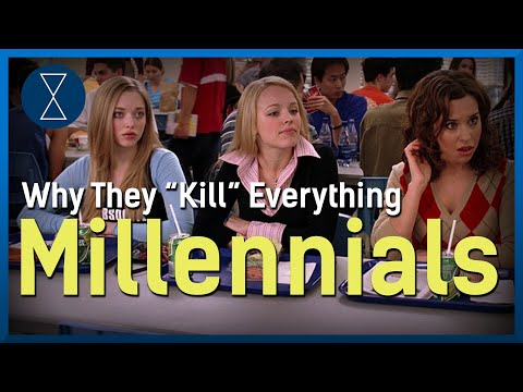 Why Millennials Are Killing Everything