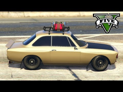 GTA V Online: NOVO CARRO de $1,000,000!!! (CHEVETTE TURBO)