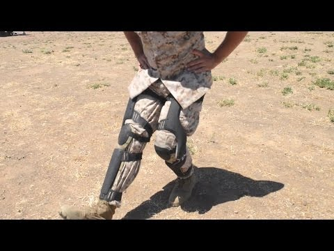 Marines TV - PowerWalk M Series Electricity-Generating Walking/Running Device Field Testing [1080p]
