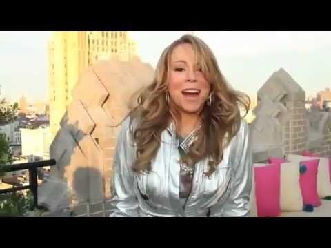 Justin Bieber and Mariah Carey duet Christmas Album (HD)