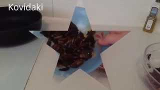 Салат из вареной свеклы и грибы шампиньоны