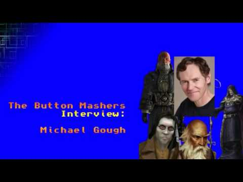 The Button Mashers Interview  Michael Gough