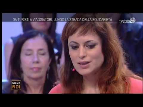 """Siamo noi"" - Luciana Umbro, volontaria Ibo Italia"