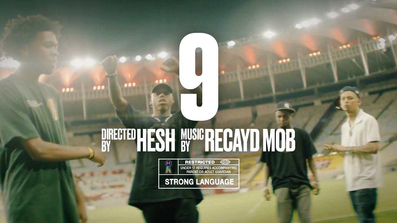 Download Recayd Mob - 9 [CLIPE OFICIAL] ft Derek, Dfideliz, Jé Santiago e Mc Igu, pd. Lucas Spike