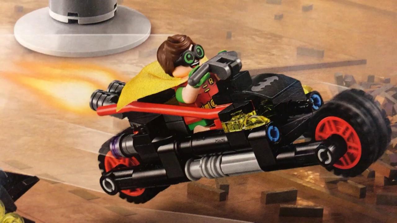 Lego 70917 The Lego Batman movie Ultimate Batmobile. - YouTube