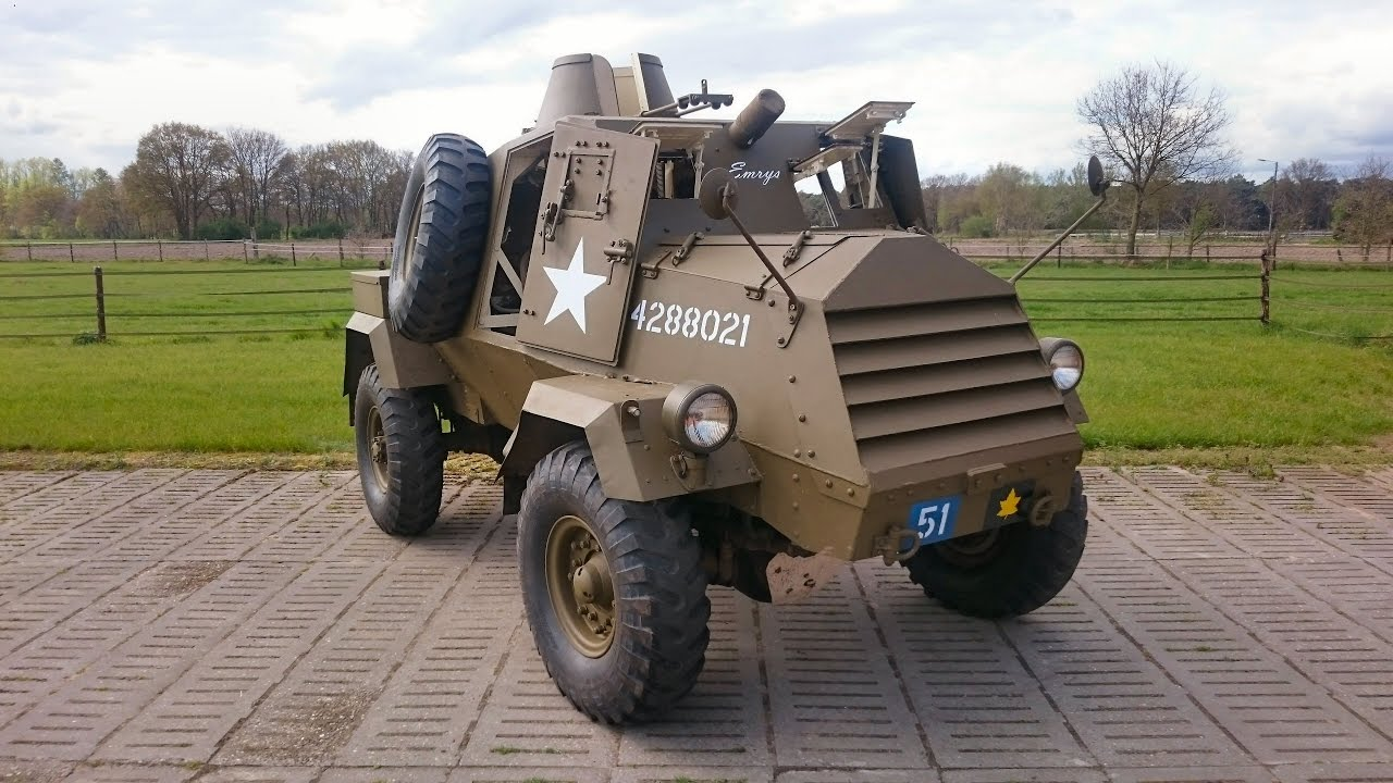 Top 10 Wwii Surviving Vehicles The Canadian Gm Otter