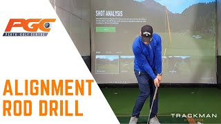 Impact Series - Improve your impact with this Alignment Rod Drill