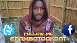 RAMBO TOOKDAT- 2 STEPS AHEAD MIXTAPE
