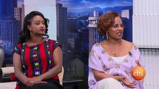 Sunday with EBS - About Hub of Africa, daily life, Helen Berhe