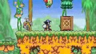 Klonoa 2 Dream Champ Tournament GBA Gameplay