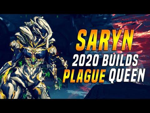 [WARFRAME] SARYN Builds