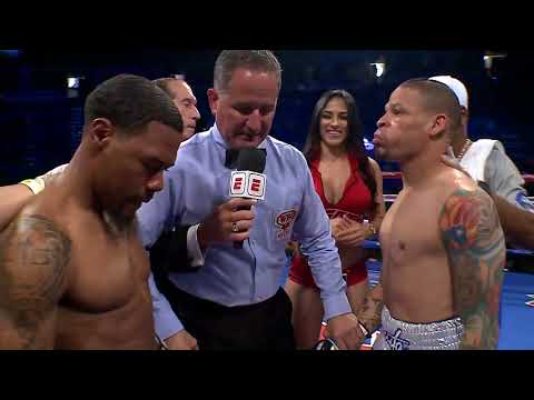 Lamont Roach JR. vs Orlando CRUZ - Full Fight