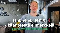 Uutechnic H1'19: käänteestä ei merkkejä