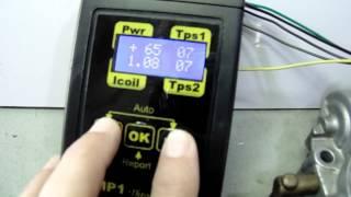 prueba acelerador electronico Siemens/VDO VW bora  fallado