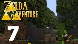 Minecraft Mod: Zelda Adventure - Let's Play Adventure Craft: Zelda Adventure Part 7: Wüstendungeon