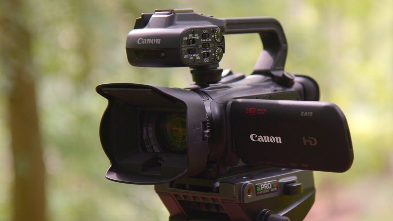 TOP 5 Best Video Camera Camcorder to Buy in 2020 - YouTube