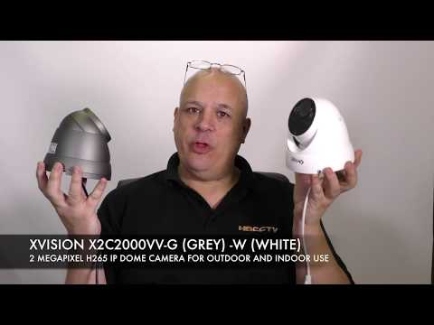 H265 Sony Starvis Starlight IP Camera - X2C2000VV - Details And Recordings