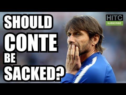 Should Chelsea Sack Conte?   FAN VIEW