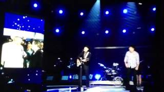 george strait garth brooks sing duo on acm awards 2013