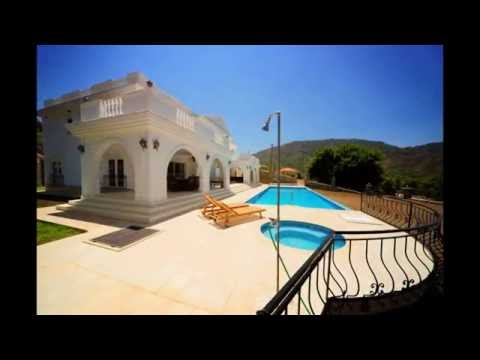White House in Fethiye: Property Turkey's exclusive design