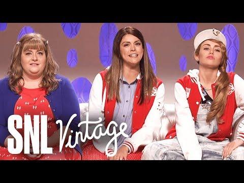 Girlfriends Talk Show: Lil' Teenie - SNL