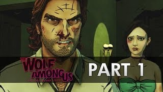 The Wolf Among Us Gameplay Walkthrough - Part 1 - Episode 1: Faith (Wolf Among Us Gameplay HD)