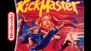 Kick Master Music (nes) - Sector 1 - The Witches' Forest