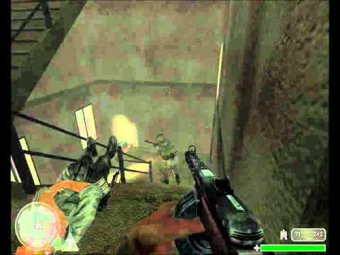 Прохождение Call Of Duty. Ур. 16 - Красная Площадь