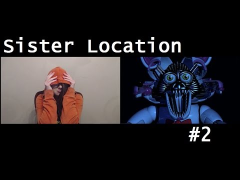 WHAT DOES THE FOX SAY | Five Nights At Freddy's Sister Location | Part 2