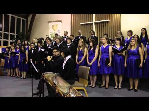 SFU Choir - Mo Li Hua
