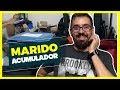 GARAGEM DA CASA NOVA (Orlando) | ANTES e DEPOIS | Diário da Mudança | #VlogTaticelo