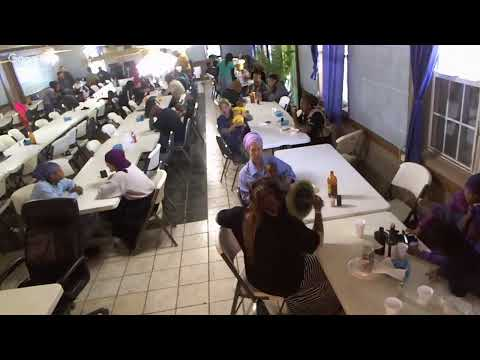 4-21-2019 Passover morning meal