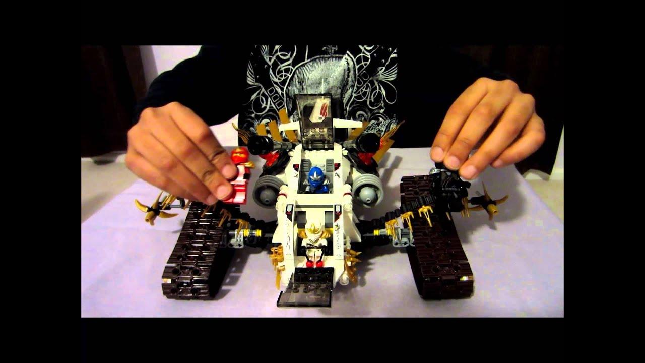 lego ninjago ultra sonic raider youtube