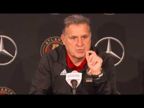 #MLS | Gerardo Martino, técnico del Atlanta United FC