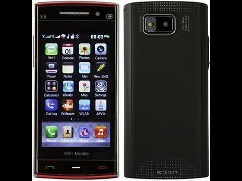 Nokia X6 замена сим холдера
