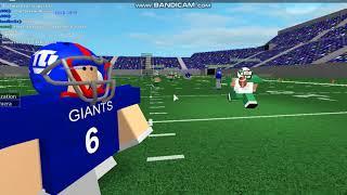 Roblox Legendary Football (práctica) con Zack!
