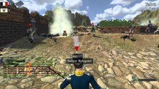 Mount & Blade: Napoleonic Wars - Siege Event - 26/04/12 - Featuring the 77y