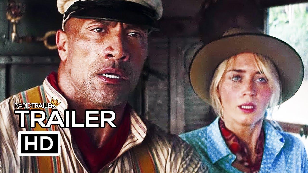 JUNGLE CRUISE Official Trailer (2020) Dwayne Johnson, Emily Blunt Disney Movie HD