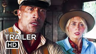 JUNGLE CRUISE Official Trailer (2020) Dwayne Johnson, Emily Blunt Disney Movie HD